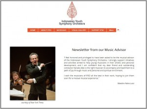 IYSO Website - Music Advisor Mo. Fabio Luisi