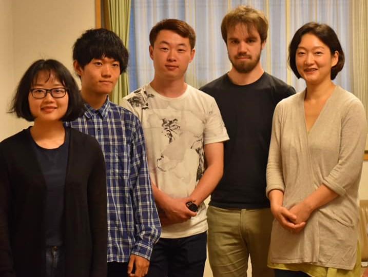 阿部加奈子と4人のファイナリスト達